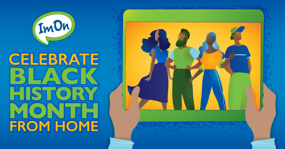 Black History Month from Home