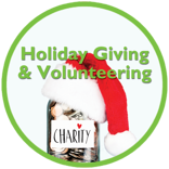 Holiday Giving and Volunteering