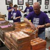 ImOn Communications Employees participating in Day of Caring