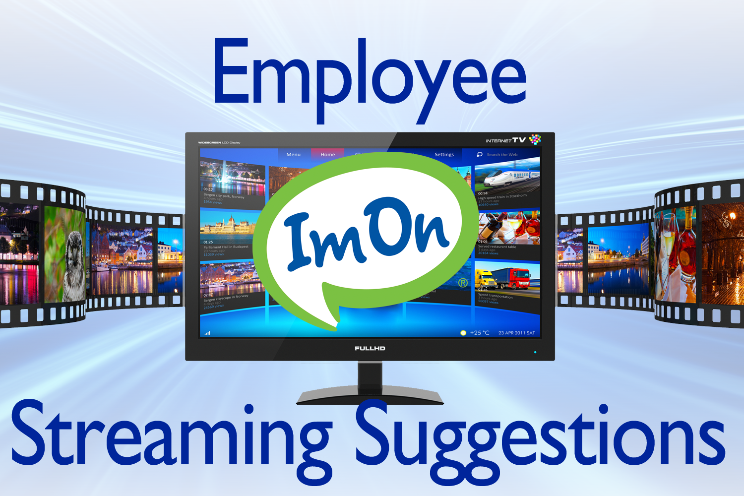 Employee-Streaming-Ideas